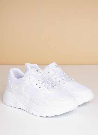 Pierre Cardin Kadın   Ayakkabı 161 Beyaz